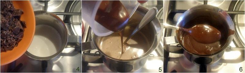 Cioccolata calda in tazza ricetta il chicco di mais 2