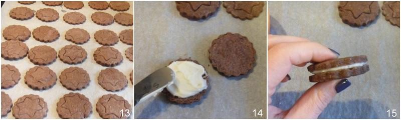 Biscotti farciti con crema alla vaniglia ricetta il chicco di mais 5