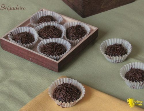Brigadeiro – palline al cioccolato, ricetta brasiliana