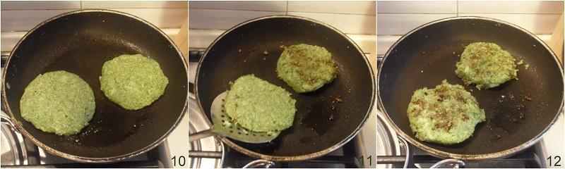 Burger di quinoa e broccoli ricetta vegan il chicco di mais 4
