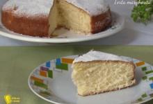 Torta margherita, ricetta dolce soffice