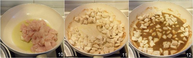 pollo all'arancia ricetta orientale il chicco di mais 4