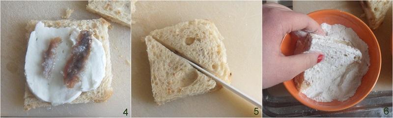 Mozzarella in carrozza ricetta senza pangrattato il chicco di mais 2