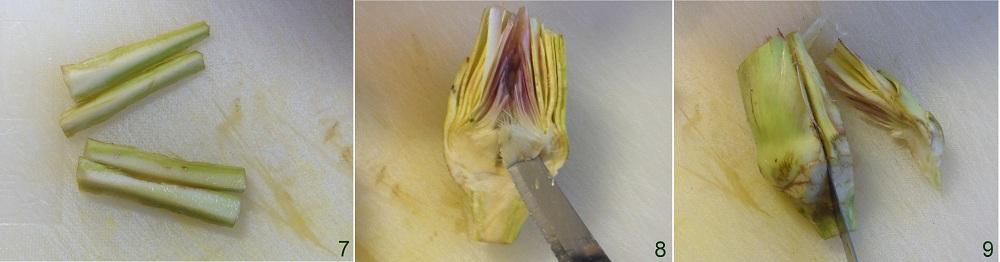 Pasta con tonno e carciofi ricetta il chicco di mais 3