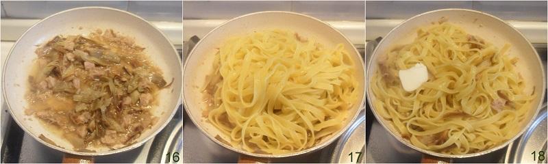 Pasta con tonno e carciofi ricetta il chicco di mais 6