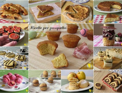 Ricette per pasquetta, picnic e pranzi all'aperto
