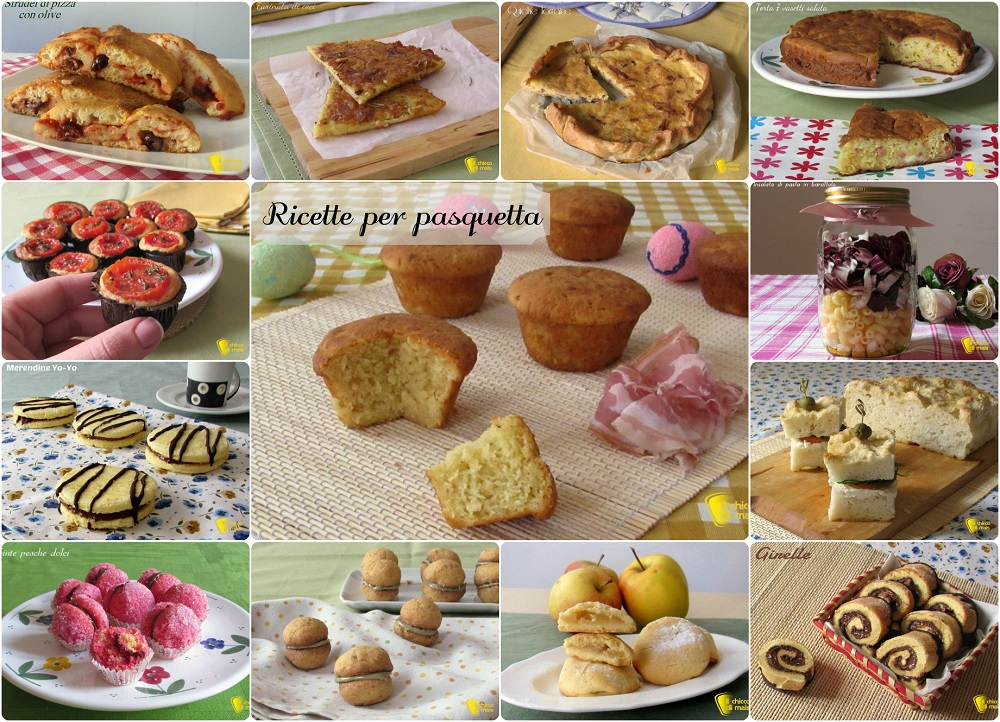 Ricette per pasquetta, picnic e pranzi all'aperto il chicco di mais