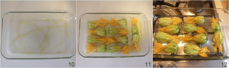 fiori di zucca ripieni al forno ricetta il chicco di mais 4