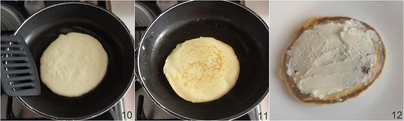pancakes salati al salmone ricetta il chicco di mais 4