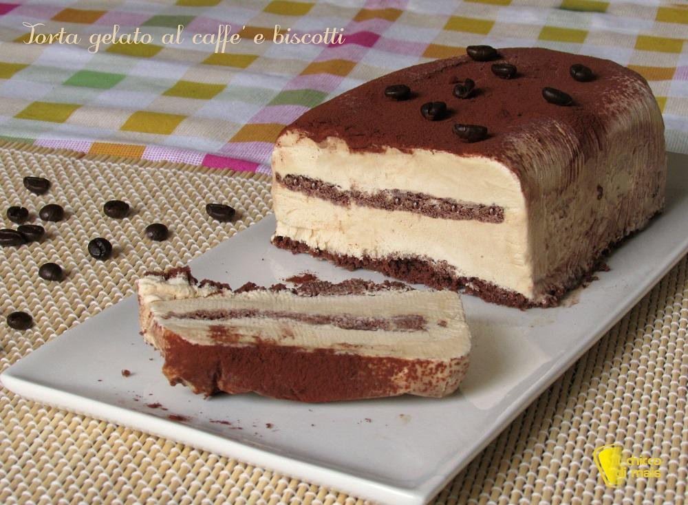 Ricetta torta gelato al caffe ricette casalinghe popolari for Ricette di torte gelato