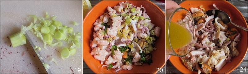 insalata di mare con ricetta classica il chicco di mais 7 condire l'insalata di mare