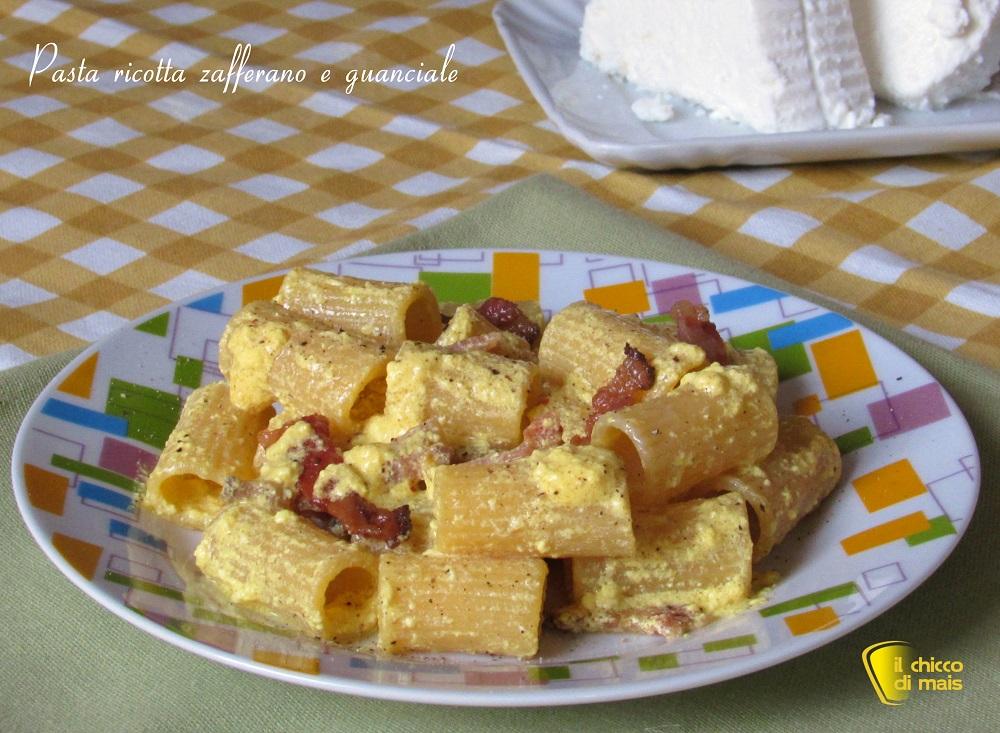 primi veloci pasta abbruzzese ricetta il chicco di mais