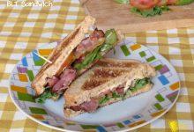 BLT Sandwich, il panino con bacon