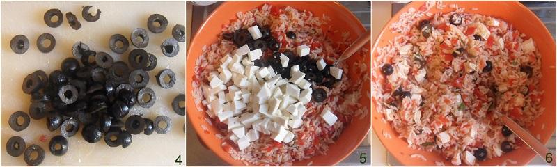 Riso freddo alla caprese ricetta insalata di riso veloce il chicco di mais 2 condire il riso