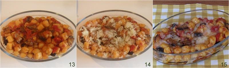gnocchi gratinati con melanzane ricetta gnocchi al forno il chicco di mais 5 infornare gli gnocchi