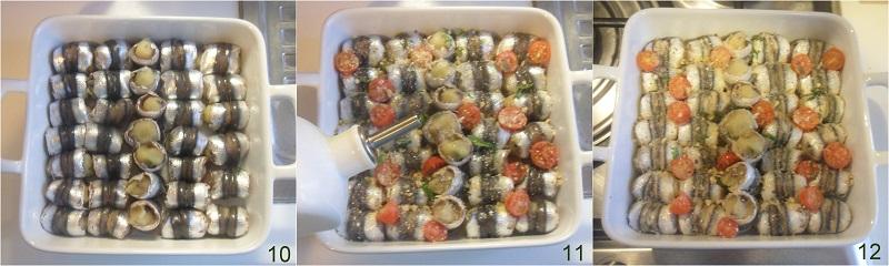 involtini di alici al forno ricetta facile con patate il chicco di mais 4 cuocere gli involtini