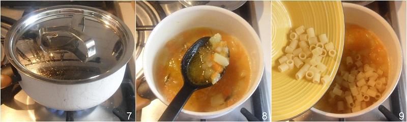 pasta patate e zucca ricetta minestra-densa-autunnale-il-chicco-di-mais-3-cuocere-la-minestra