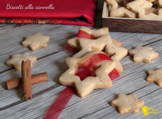 biscotti natalizi glutenfree alla cannella ricetta il chicco di mais