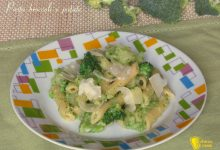 Pasta broccoli e patate