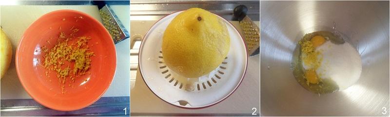 plumcake al limone glassato senza burro ricetta plumcake con glassa al limone il chicco di mais 1 spremere il limone