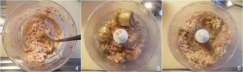 tramezzini veloci decorati per natale ricetta crema di tonno e di pomodori secchi il chicco di mais 2 mousse al tonno