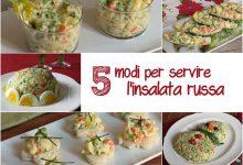 5 modi per servire l'insalata russa