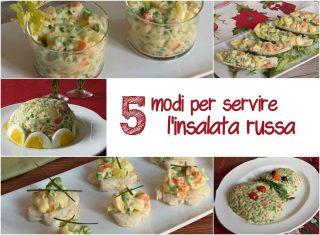 menu della vigilia di natale 2017 modi per servire insalata russa il chicco di mais