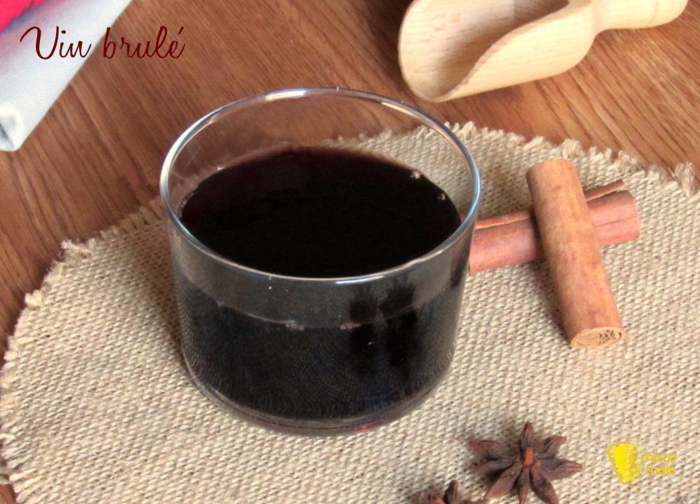 come fare il vin brulé in casa ricetta originale vin brulé facile flambè il chicco di mais