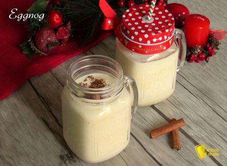 Eggnog: lo zabaione di Natale