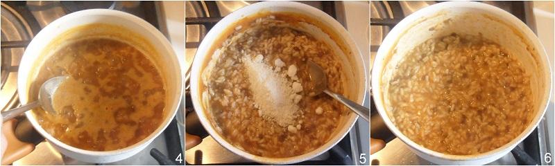 riso e lenticchie ricetta risotto senza burro per usare lenticchie cotte avanzate il chicco di mais 2 mantecare il risotto