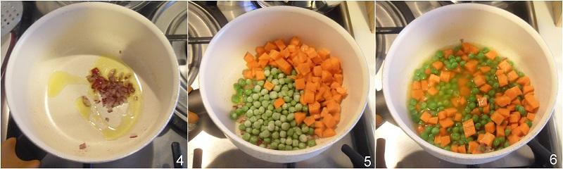Involtini di verza con verdure ricetta vegetariana facile leggera al forno il chicco di mais 2 cuocere le verdure