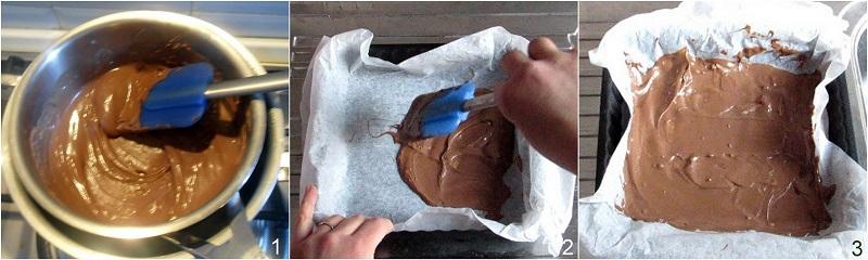 barrette ai cereali e cioccolato ricetta kinder cereali fatto in casa il chicco di mais 1 sciogliere il cioccolato di copertura