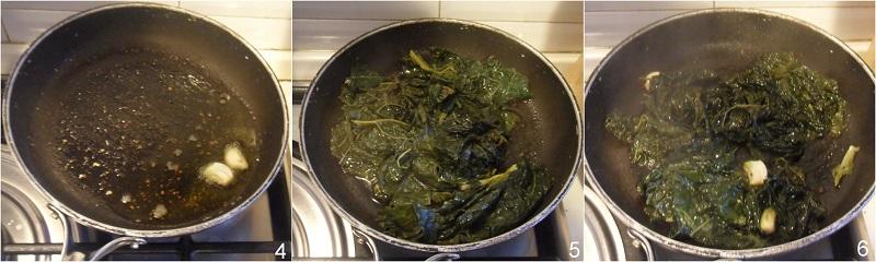 cavolo nero in padella ricetta facile il chicco di mais 2 cuocere il cavolo nero