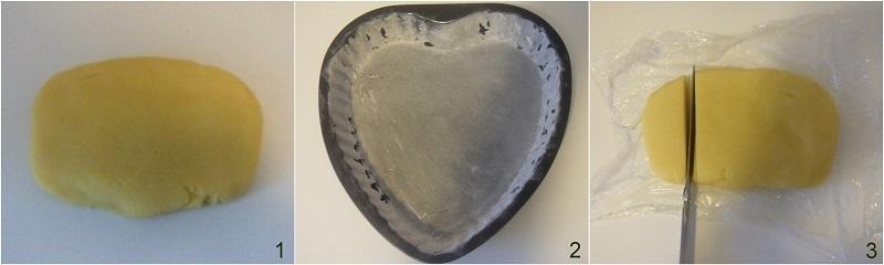 crostata con ganache al cioccolato ricetta dolce a cuore per san valentino il chicco di mais 1 preparare la frolla