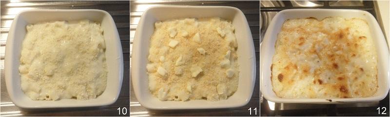Mac and cheese macaroni and cheese maccheroni al formaggio ricetta americana il chicco di mais 4 cuocere in forno