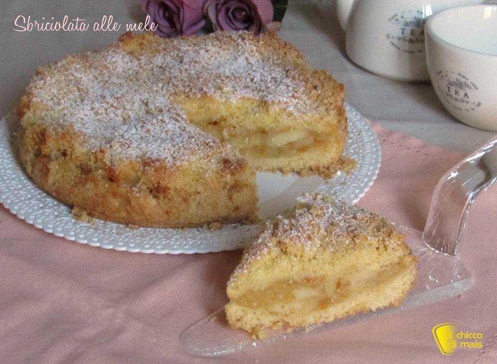 Dolci con le mele ricette facili e veloci il chicco di mais for Ricette facili dolci