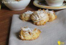 Biscotti rose del deserto con corn flakes