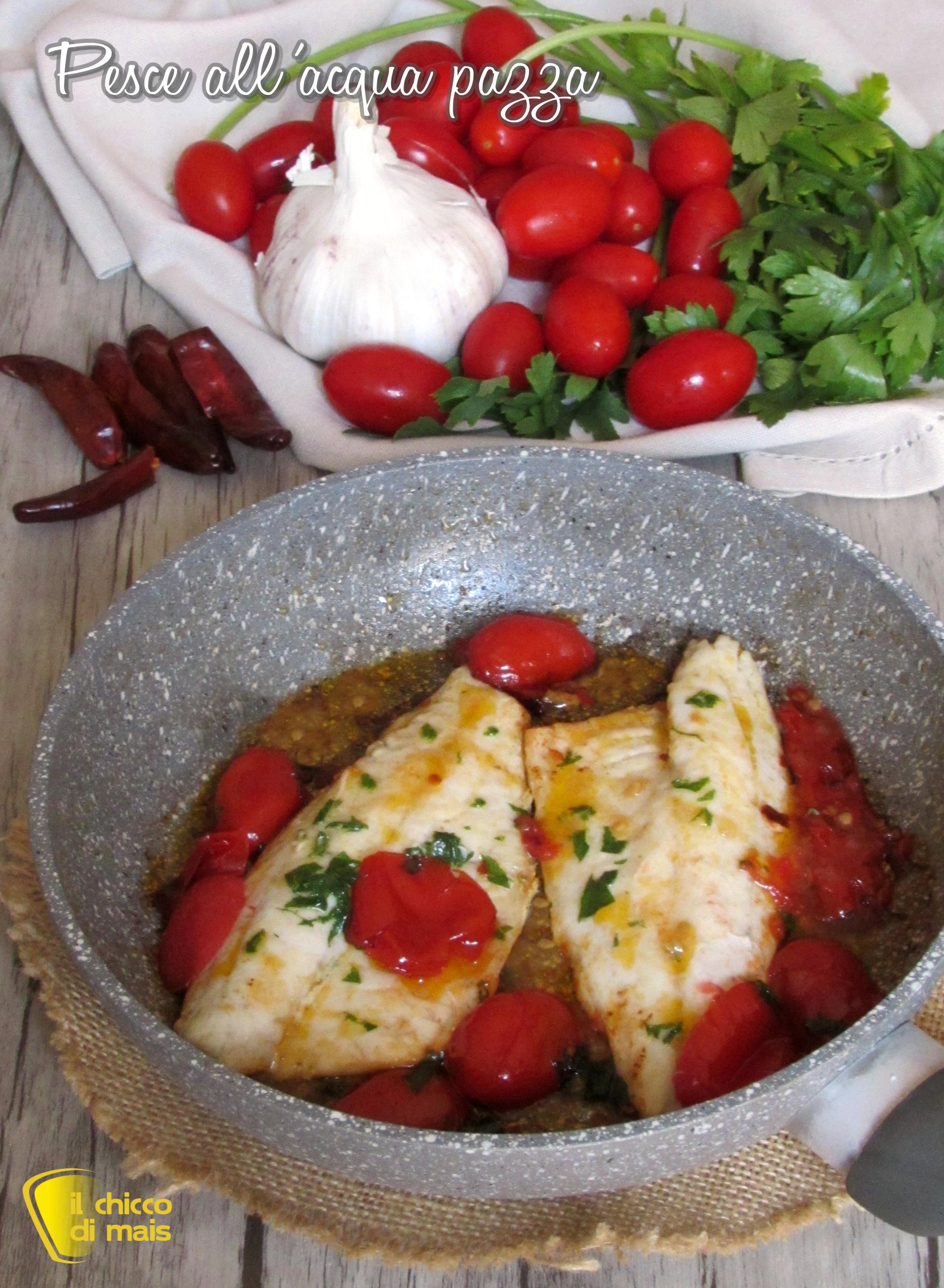 verticale_Filetti di pesce all'acqua pazza ricetta facile e veloce il chicco di mais