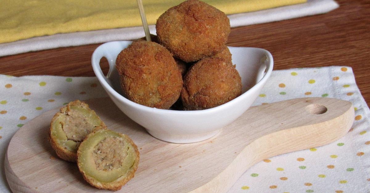 Ricetta X Olive Ascolane.Olive Ascolane Ricetta Originale Con Video Il Chicco Di Mais