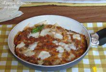 Lasagne di carasau in padella