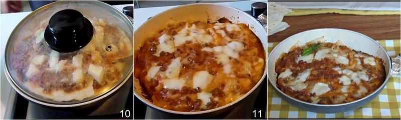 lasagne di carasau in padella ricetta veloce il chicco di mais 4 cuocere le lasagne in padella