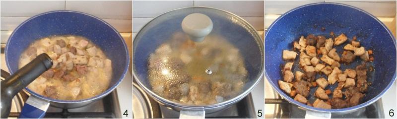 olive ascolane ricetta originale marchigiana anche senza glutine il chicco di mais 2 cuocere la carne