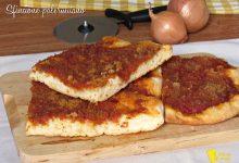 Sfincione – ricetta tradizionale e senza glutine