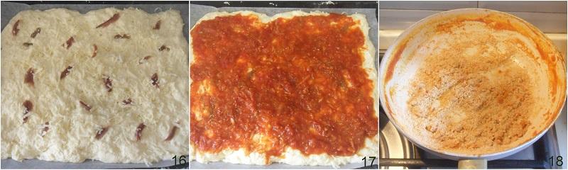 sfincione palermitano ricetta tradizionale e senza glutine il chicco di mais 6 condire pizza