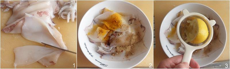 calamari in padella speziati ricetta facile per calamari morbidi il chicco di mais 1 marinare i calamari