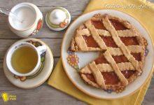 Crostata senza glutine con farine naturali
