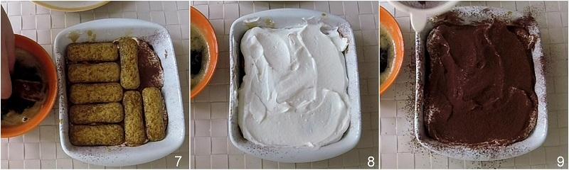 tiramisù alla ricotta leggero senza uova crude ricetta facile con video il chicco di mais 3 fine
