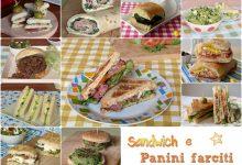 Sandwich e panini farciti