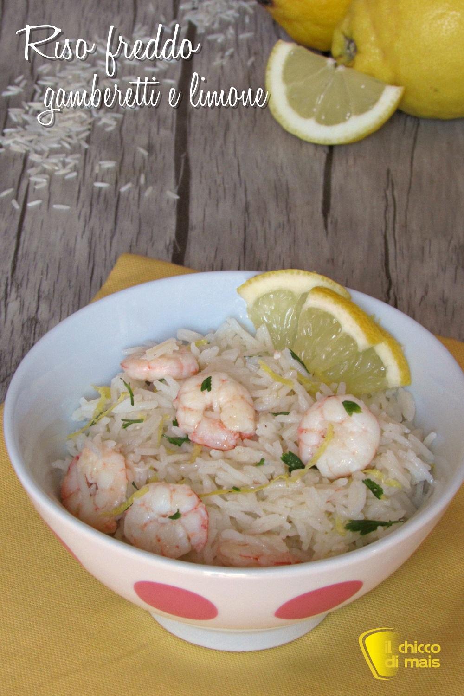 verticale_riso freddo con gamberetti e limone ricetta insalata di riso basmati il chicco di mais