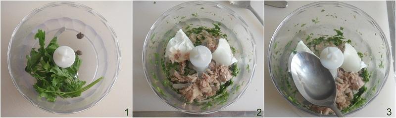 Pasta tonnata o pasta con crema di tonno ricetta facile e veloce il chicco di mais 1 preparare la salsa tonnata
